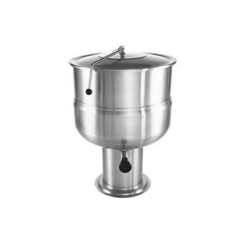 SOUKDPS100 - Crown Steam - DP-100 - 100 Gallon Direct Steam Kettle Product Image