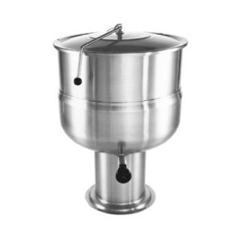 SOUKDPS40F - Crown Steam - DP-40F - 40 Gallon Direct Steam Kettle Product Image