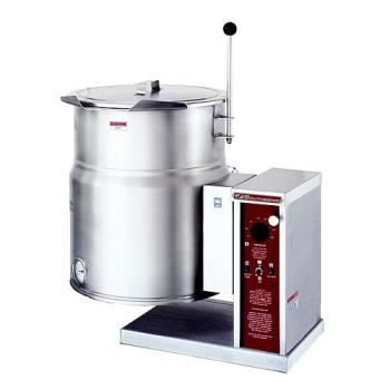 SOUKECT10 - Crown Steam - EC-10TW - 10 Gallon Electric Countertop Steam Kettle Product Image