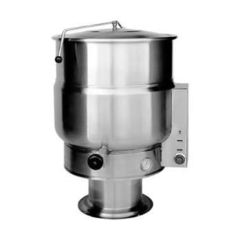 SOUKEPS40 - Crown Steam - EP-40 - 40 Gallon Electric Floor Steam Kettle Product Image