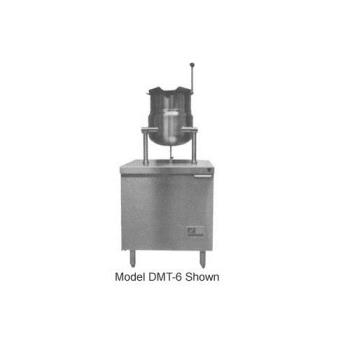 SOUDMT10 - Southbend - DMT-10 - 10 Gallon Direct Steam Floor Steam Kettle Product Image
