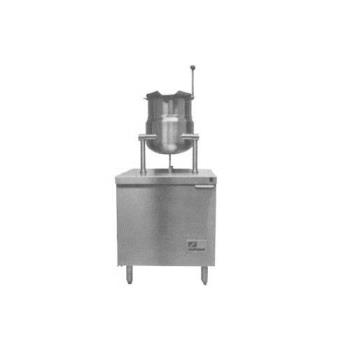 SOUEMT10 - Southbend - EMT-10 - 10 Gallon Electric Floor Steam Kettle Product Image