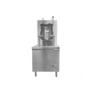 SOUGMT10 - Southbend - GMT-10 - 10 Gallon Gas Floor Steam Kettle Product Image