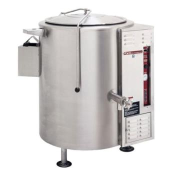 SOUKSLG100 - Southbend - KSLG-100 - 41.6 in 100 Gallon Gas Floor Steam Kettle Product Image
