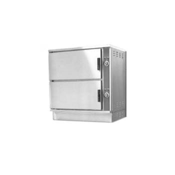 SOUSCX2S36 - Crown Steam - SCX-2-36 - 36 in 6 Pan Convection Steamer with  Steam Coil Base Product Image
