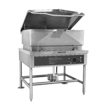 SOUBELTS30 - Crown Steam - ELTS-30 - 30 Gallon Electric Floor Tilt Skillet with  Electric Tilt Product Image