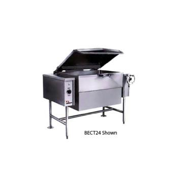 SOUBECT30 - Crown Steam - ETS-30 - 30 Gallon Electric Floor Skillet Product Image