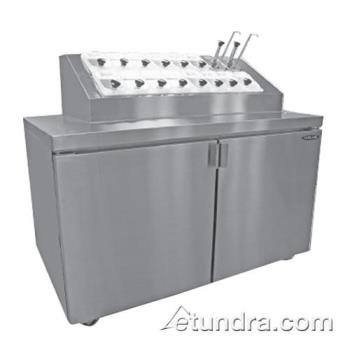 NORZR152SMS0 - Nor-Lake - ZR152SMS/0 - Ice Cream Topping Unit Product Image