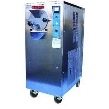 SNSB10 - SaniServ - B-10 - Floor Model 10 Qt Batch Ice Cream Freezer Product Image