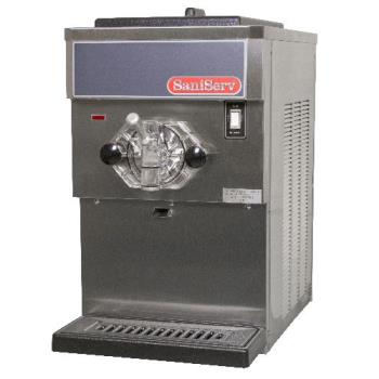 SNS608 - SaniServ - 608 - Countertop Medium Volume 20 Qt Shake Machine Product Image