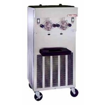 SNS624 - SaniServ - 624 - Floor Model Higher Volume 20 Qt Twin Shake Machine Product Image