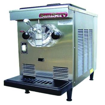 SNS407 - SaniServ - 407 - Countertop Low Volume 7 Qt Soft Serve Machine Product Image