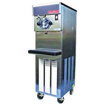 SNS414 - SaniServ - 414 - Floor Model High Volume 20 Qt Soft Serve Machine Product Image