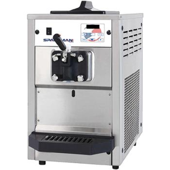 SPA6220 - Spaceman - 6220 - Countertop Low Volume 8.5 Qt Soft Serve Machine Product Image