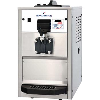SPA6236H - Spaceman - 6236H - Countertop High Volume 15.9 Qt Soft Serve Machine Product Image