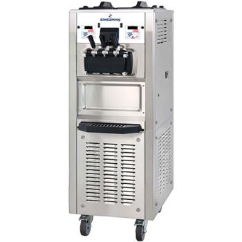 SPA6260AHD - Spaceman - 6260AHD - Floor Standing High Volume 7.5 Qt Soft Serve Machine Product Image