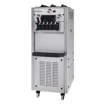 SPA6268H - Spaceman - 6268H - Floor Standing High Volume 8.5 qt Soft Serve Machine Product Image