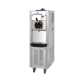 SPA6338AH - Spaceman - 6338AH - Floor Standing High Volume 15.9 qt Soft Serve Machine Product Image