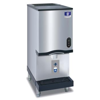 MANCNF0201A - Manitowoc - CNF0201A-161 - 315lb Air Cooled Countertop Nugget Ice Machine and Dispenser Product Image