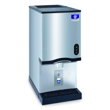 MANCNF0201AL - Manitowoc - CNF0201A-161L - 315lb Air Cooled Countertop Nugget Ice Machine and Dispenser Product Image