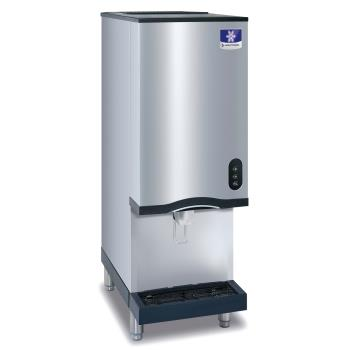 MANCNF0202AL - Manitowoc - CNF0202A-161L - 315lb Air Cooled Countertop Nugget Ice Machine and Dispenser Product Image