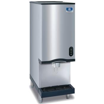 MANRNS12A - Manitowoc - RNS-12A - 260 lb Nugget Ice Maker and Dispenser Product Image