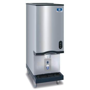 MANRNS12AT - Manitowoc - RNS-12AT - 260 lb Nugget Ice Maker and Dispenser Product Image