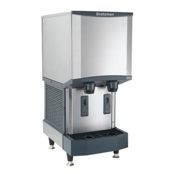 SCOHID312AW1A - Scotsman - HID312AW-1 - Meridian™ 300 Lb Wall Mount Ice Maker/Dispenser Product Image