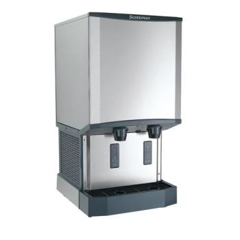SCOHID540AW1A - Scotsman - HID540AW-1 - 500 lb Meridian™  Wall Mount Ice and Water Dispenser Product Image