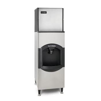 ICECD40022 - Ice-O-Matic - CD40022 - 22 in Push Operated Hotel Ice Dispenser Product Image