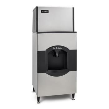 ICECD40030 - Ice-O-Matic - CD40030 - 30 in Push Operated Hotel Ice Dispenser Product Image