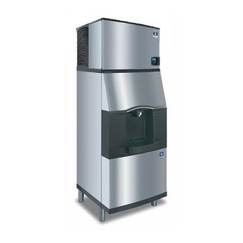 MANIY0454ASPA310 - Manitowoc - IY-0454A/SPA-310 - Indigo™ Air Cooled 450 lb. Ice Machine w/ 180 Lb Dispenser Product Image