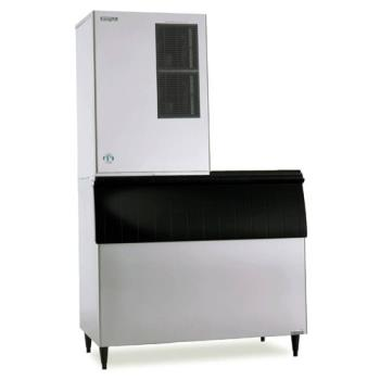 HOHKM1340MAHB900SF - Hoshizaki - KM-1340MAH/B-900SF - Air Cooled 1,167 Lb Modular Ice Machine w/ 660 Lb Bin Product Image
