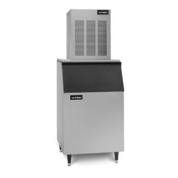ICEICEGEM650AB55PS - Ice-O-Matic - GEM0650A/B55PS - Air Cooled 740 Lb Pearl Ice® Maker w/510 Lb Bin Product Image