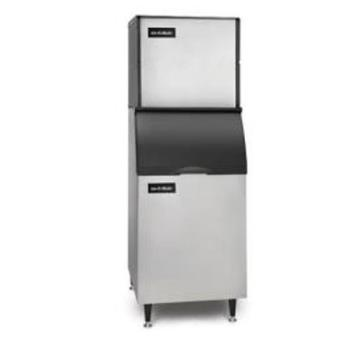 ICEICE0520HAB42PS - Ice-O-Matic - ICE0520HAB42PS - Ice Series™ Air Cooled 520 Lb Half Cube Ice Machine w/ 351 Lb Bin Product Image