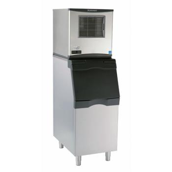 SCOC0322MA1AB322S - Scotsman - C0322MA-1/B322S - Prodigy Plus® 356 Lb Ice Machine with 370 Lb Bin Product Image
