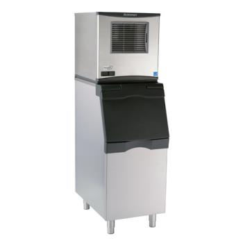 SCOC0522SA1AB322S - Scotsman - C0522SA-1/B322S - Prodigy Plus® Air Cooled 475 Lb Ice Machine with 370 Lb Bin Product Image
