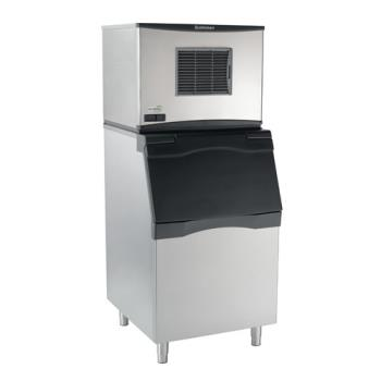 SCOC0630MA32AB530S - Scotsman - C0630MA-32D/B530S - Prodigy Plus® Air Cooled 776 Lb Ice Machine with 536 Lb Bin Product Image