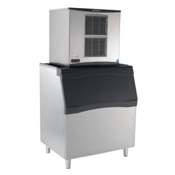 SCOC0830MA32AB842S - Scotsman - C0830MA-32/B842S - Prodigy Plus® Air Cooled 905 Lb Ice Machine with 778 Lb Bin Product Image