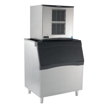 SCOC0830SA32AB842S - Scotsman - C0830SA-32D/B842S - Prodigy Plus® Air Cooled 905 Lb Ice Machine with 778 Lb Bin Product Image