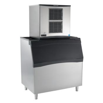 SCOC1030MA32AB948S - Scotsman - C1030MA-32D/B948S - Prodigy Plus® Air Cooled 1,077 Lb Ice Machine with 893 Lb Bin Product Image