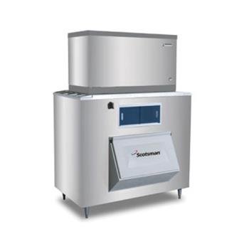 SCOC1448MA32ABH110 - Scotsman - C1448MA-32D/BH1100BB - Prodigy Plus® 1,553 Lb Ice Machine with 1100 Lb Bin Product Image