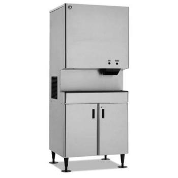 HOHDCM750BWH - Hoshizaki - DCM-751BWH - Water Cooled 744 Lb Cubelet Ice Maker/Dispenser Product Image