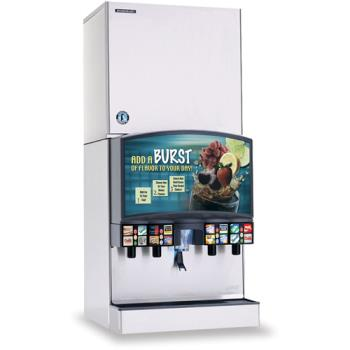 HOHKMS1401MLH - Hoshizaki - KMS-1401MLJ - Serenity Series Remote Air Cooled 1,142 Lb Ice Machine Product Image
