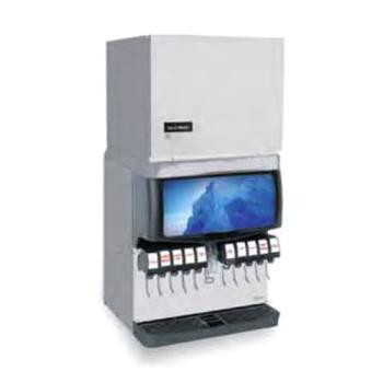 ICEICE1506FR - Ice-O-Matic - ICE1506FR - Ice Series™ Remote Cooled 1,432 Lb Ice Machine - Full Cube Product Image
