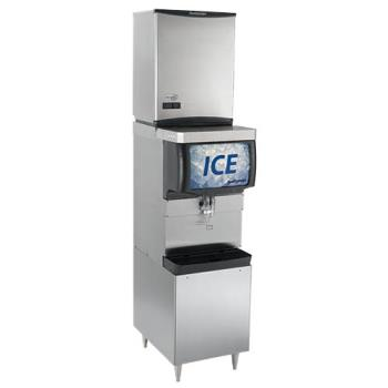 SCOEH222SL - Scotsman - EH222SL-1 - Prodigy Plus® Eclipse® 850 Lb Ice Machine Product Image