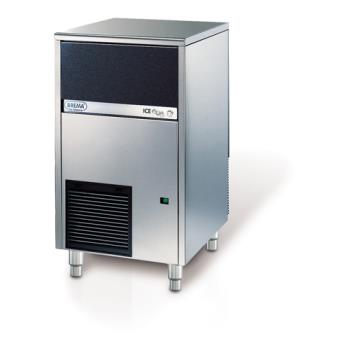 EURCB425A - Brema - CB425A - Brema Air Cooled 102 lb Ice Cube Machine w/Bin Product Image