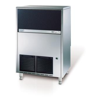 EURCB955A - Brema - CB855A - Brema Air Cooled 200 lb Ice Cube Machine w/Bin Product Image