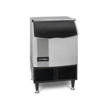 ICEICEU220HW - Ice-O-Matic - ICEU220HW - Ice Series™ Water Cooled 251 Lb Undercounter Ice Machine - Half Cube Product Image