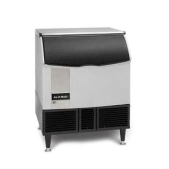 95464 - Ice-O-Matic - ICEU300HA - Ice Series™ Air Cooled 309 Lb Undercounter Ice Machine - Half Cube Product Image